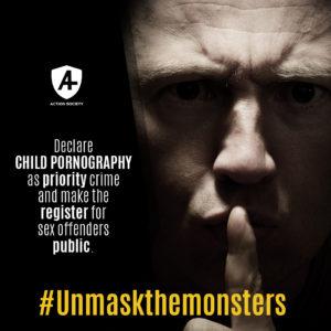 Unmasking of international child pornography network welcomed